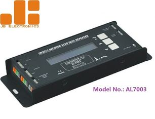Single Channel LED Strip Repeater , DC24V Multi Functional DMX Decoder